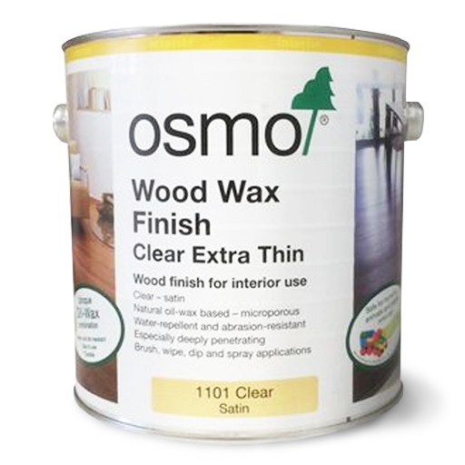 Osmo Wood Wax Finish Extra Thin