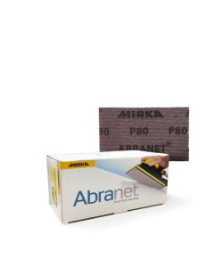 Mirka Abranet 70 x 125mm Strips Box 50