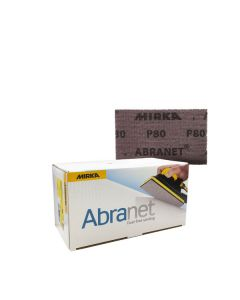 Mirka Abranet 81 x 133mm Strips Box 50