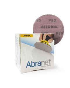 Mirka Abranet 150mm Discs Box 50