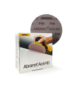 Mirka Abranet Ace HD 150mm Discs Box 25