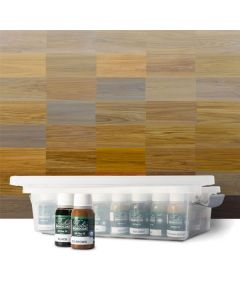 Rubio Monocoat Oil Plus 2C 40 Colour Sample Box