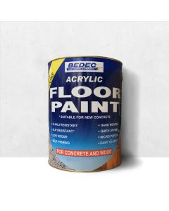 Bedec Acrylic Floor Paint